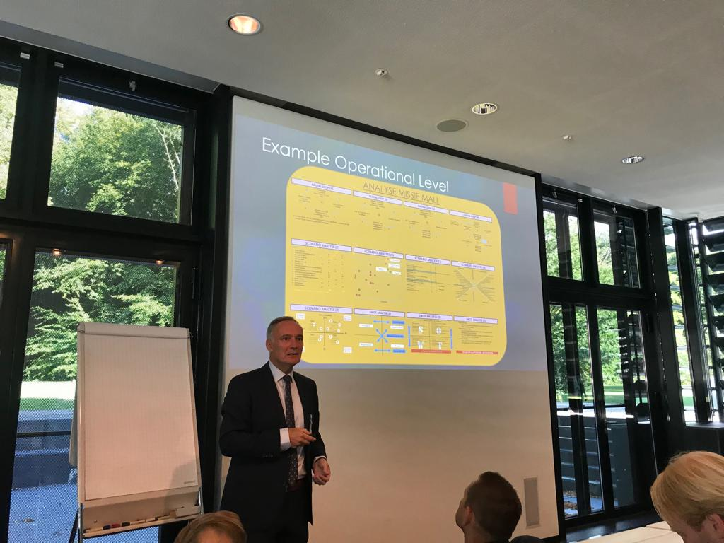 Tom Middeldorp over Basel4 - Lessons from military environment