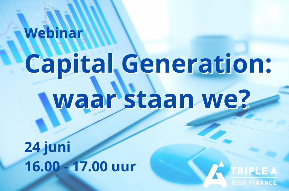 webinar free capital generation