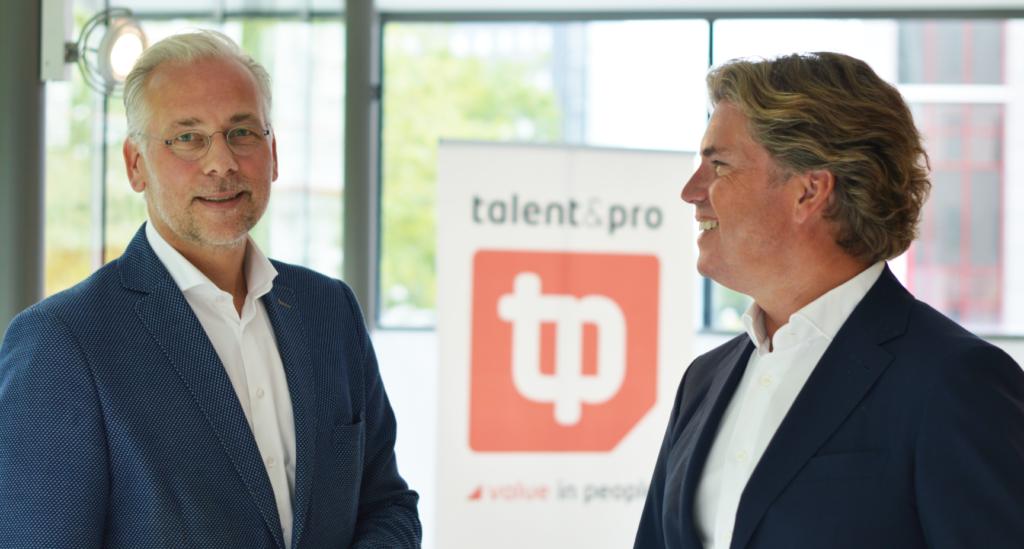 Steven Raaijmakers nieuwe algemeen directeur Talent&Pro